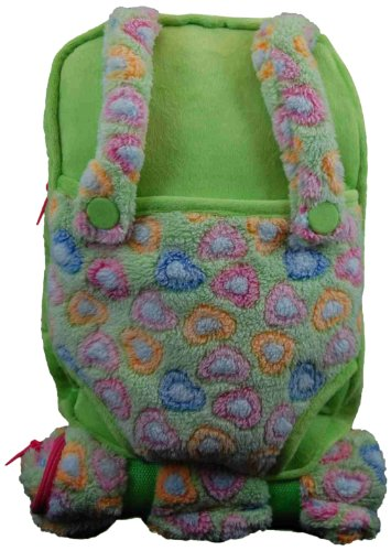 The Queen's Treasures Green Childs Backpack,