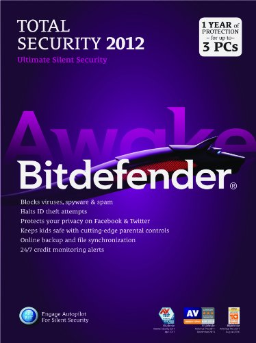 Total Security 2012 - 3 Users/1 Year [Download]