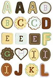 Martha Stewart Crafts Cake Alphabet