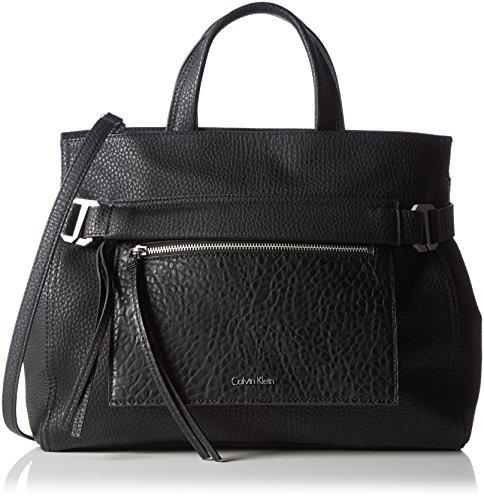Calvin Klein - CECILE TOTE, Borse da donna, black, OS