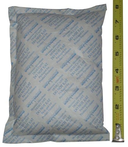 Images for 448 Gram (1LB) Silica Gel Desiccant Packet 8