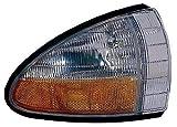 Depo 332-1575R-US Pontiac Bonneville Passenger Side Replacement Side Marker Lamp Unit without Bulb