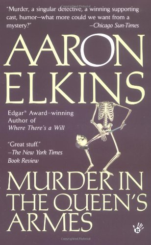 Murder in the Queen's Armes (A Gideon Oliver Mystery)
