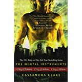"The Mortal Instruments: City of Bones; City of Ashes; City of Glassvon ""Cassandra Clare"""