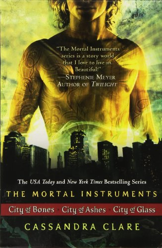 The Mortal Instruments Trilogy. Boxed Set: City of Bones / City of Ashes / City of Glass