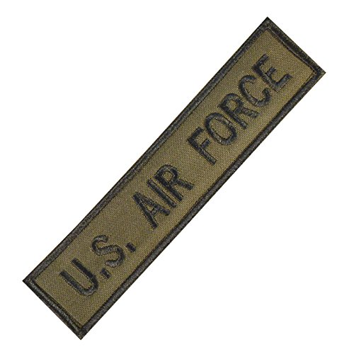 us-air-force-usaf-name-tape-olive-drab-od-green-embroidered-combat-velcro-toppa-patch