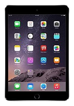 """Apple iPad mini 3 Wifi Cellular 7,9"""" (20,07 cm) 128 Go, 4G, Gris sidéral / Space Grey)"""