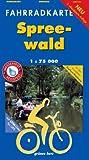 Fahrradkarte Spreewald: Mit dem kompletten Gurken-Radweg. Mit UTM-Gitter für GPS.  Wasser- und reißfest.