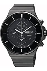 SEIKO SNDD83P1 Men's Chronograph New Collection Classic Watch SNDD83