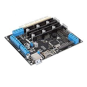 SainSmart Megatronics Board RepRap Stepper motors Megatronics V2.0 Kit for 3D-printing