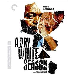 A Dry White Season [Blu-ray]