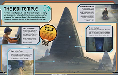 Star Wars Rebels. The Epic Battle. The Visual Guide
