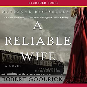 A Reliable Wife Hörbuch