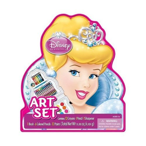 Disney Princess Art Set
