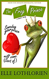 The Frog Prince by Elle Lothlorien ebook deal