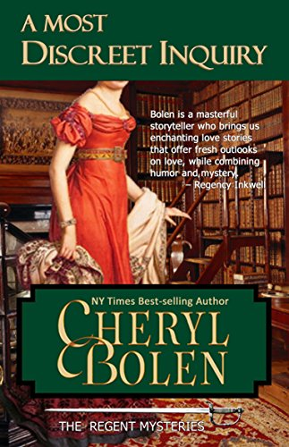 A Most Discreet Inquiry (The Regent Mysteries Book 2) PDF