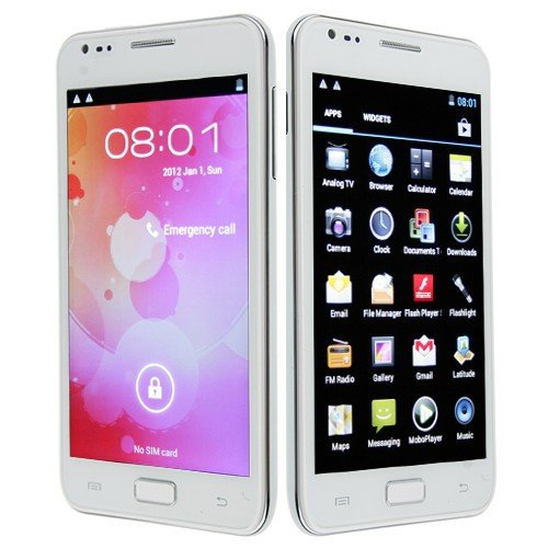 Unlocked Smartphone N8000 5 Inch Screen Android