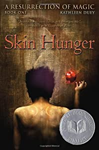 "Cover of ""Skin Hunger (A Resurrection of ..."