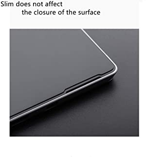 ZOEGAA Microsoft Surface Pro 7/6 Fully Removable Privacy Screen Protector Filter, Anti-Glare,Anti-Spy Filter, Compatible with Surface Pro 7 Privacy Screen (Color: black, Tamaño: surface pro 7)