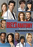 Greys Anatomy - The Complete Third Season