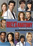 Grey's Anatomy: Season 3 (Seriously E...