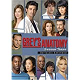 Grey's Anatomy: Season 3 ~ Ellen Pompeo