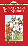 img - for Adventures of Don Quixote (Dover Children's Thrift Classics) book / textbook / text book