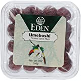 Eden Foods Umeboshi Plums, Whole, 7.05 oz