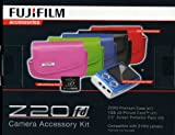 Fujifilm Accessory Kit Comprising Pink Premium Case/1Gb xD Card/Screen Protector 3 Pack For FinePix Z20fd