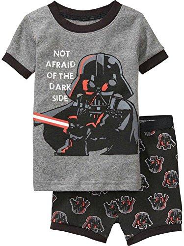 "Verafahion ""Robot"" Little Boys'2 Piece Short Pajamas Sleepwear Size 7 Years"