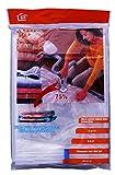 Amore Plastic Vacuum Bag (Large, White, AMV-035)