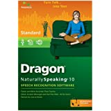 Dragon NaturallySpeaking Standard 10.0 (PC DVD)by Nuance Communications,...