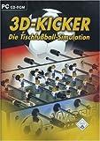 3D-Kicker - Die Tischfussball-Simulation