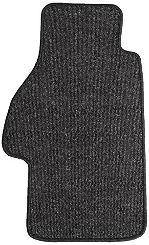 Intermats 412548 Mercedes  SL Pagode W113 Autofußmatten Sisal schwarz, Velourband