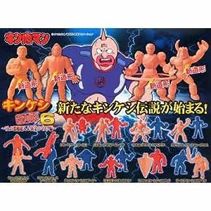 ガシャポン キン肉マン 29周年記念 キンケシ復刻版6~悪魔超人大集合~ 全30種(60体)セット