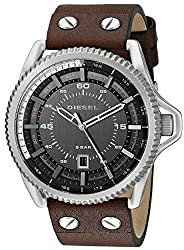 Diesel Rollcage Analog Multi-Colour Dial Mens Watch - DZ1716