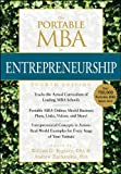 The Portable MBA in Entrepreneurship (The Portable MBA Series)