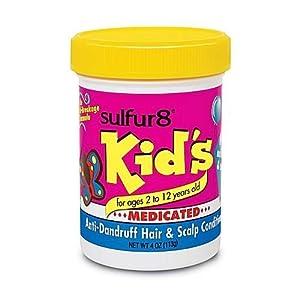 Sulfur-8 Kids - Anticaspa Cabello Cuero Cabelludo 115ml por Sulfur-8 - BebeHogar.com