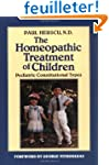 The Homeopathic Treatment of Children...