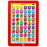 Dev Enterprises Prasid My Pad Mini English Learning Tablet For Kids-Red