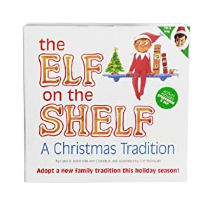 #!Cheap The Elf on the Shelf: A Christmas Tradition with Blue Eyed North Pole Pixie-Elf