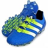 [アディダス] adidas サッカーシューズ エース 16.1-ジャパン HG AF5102 AF5102 (ショックブルーS16/セミソーラースライム/ランニングホワイト/25.0)