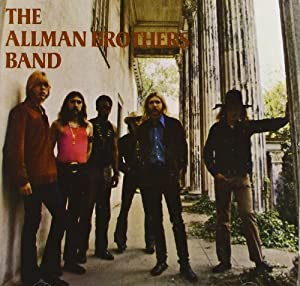 The Allman Brothers Band from Mercury