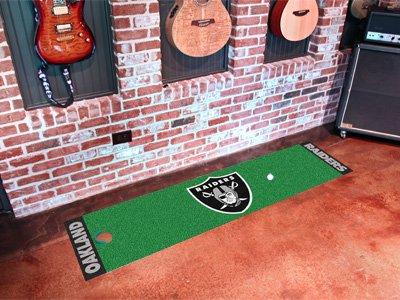 NFL Golf Practice Putting Green Mats