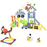 Angry Birds K'nex Mission Mayham & Hammin Around with 2 Bonus Character Sets