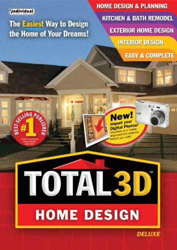 Total 3D Home Design Deluxe [Download] (Total 3d Home Design Software compare prices)