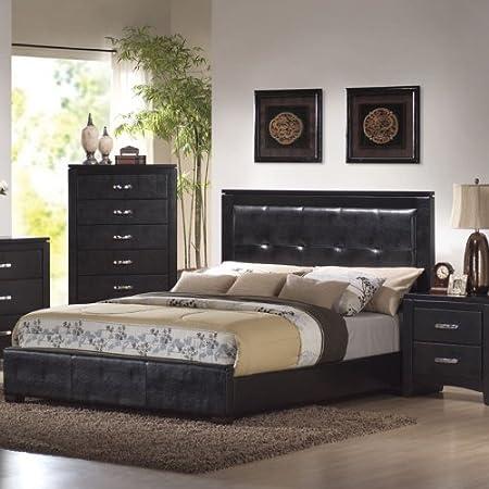 Dylan Upholstered Bed King