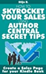 Create a Sales Page For Your Kindle B...