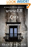 wwwEB OF LIES (Sutherland Mystery Series Book 2)