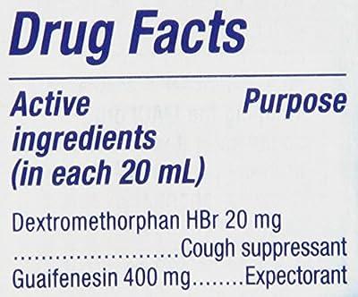 Mucinex Fast-Max Adult DM Expectorant and Cough Suppressant Liquid, 6 Ounce